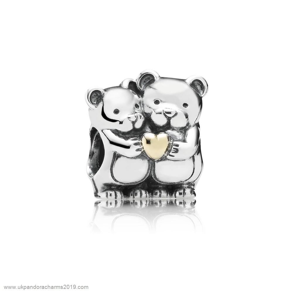 Pandora Shop Sale Pandora Friends Charms Bear Hug Charm